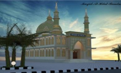 donasi wakaf pembangunan masjid